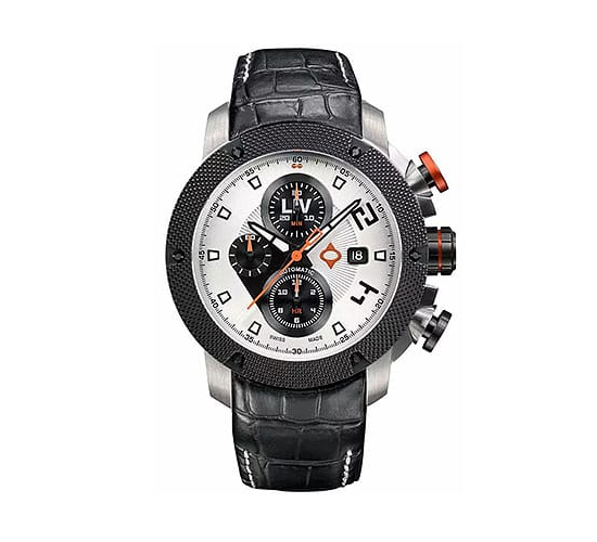LIV GX Swiss Auto Chronograph