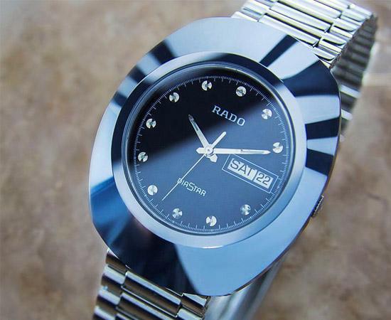 đồng hồ ceramic rado