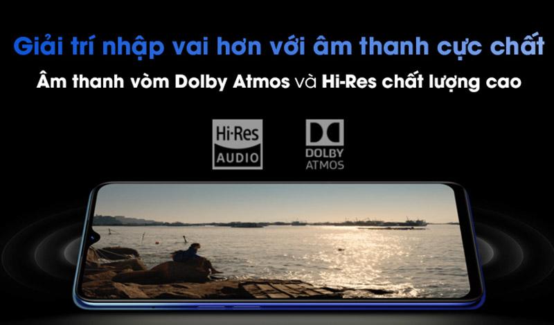 Reno3 hỗ trợ công nghệ Dolby Atmos và Hi-Res Audio