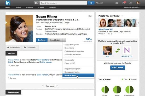 Mạng xã hội Linkedln