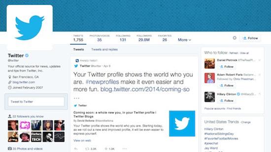Mạng xã hội Twitter